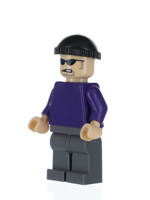 bat007 NEW LEGO The Joker/'s Henchman FROM SET 7782 BATMAN I