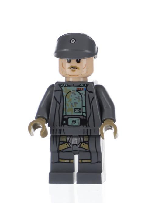 Lego Minifigura Figura Star Wars SW0941 Tobias Beckett Nuevo Nueva