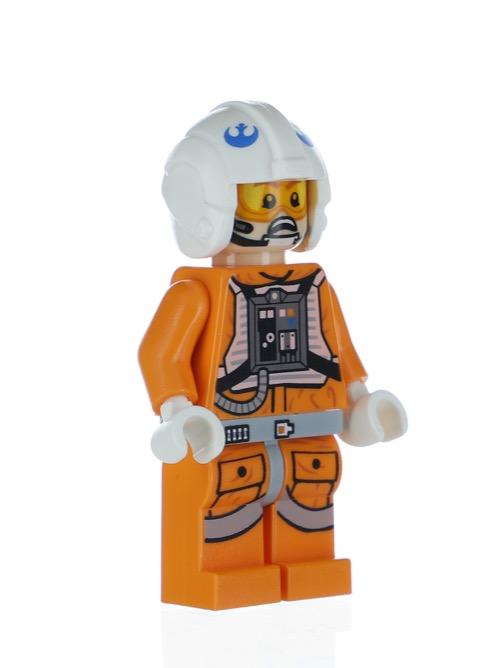 LEGO ® Figurine Snowspeeder Pilot Star Wars ™ sw0597 Set 75056