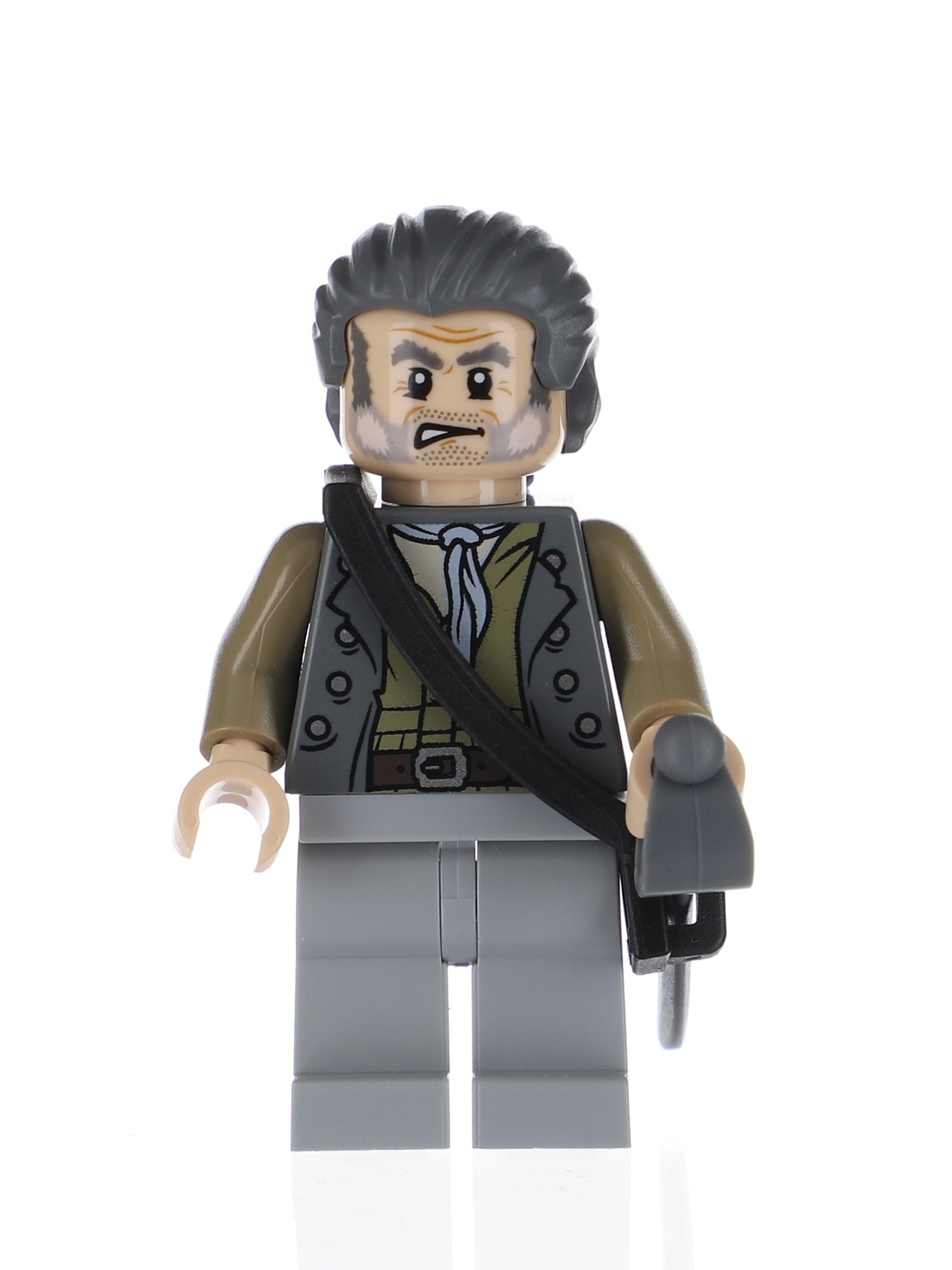 Joshamee Gibbs Pirates of the Caribbean Minifig // Mini Figure LEGO 4184