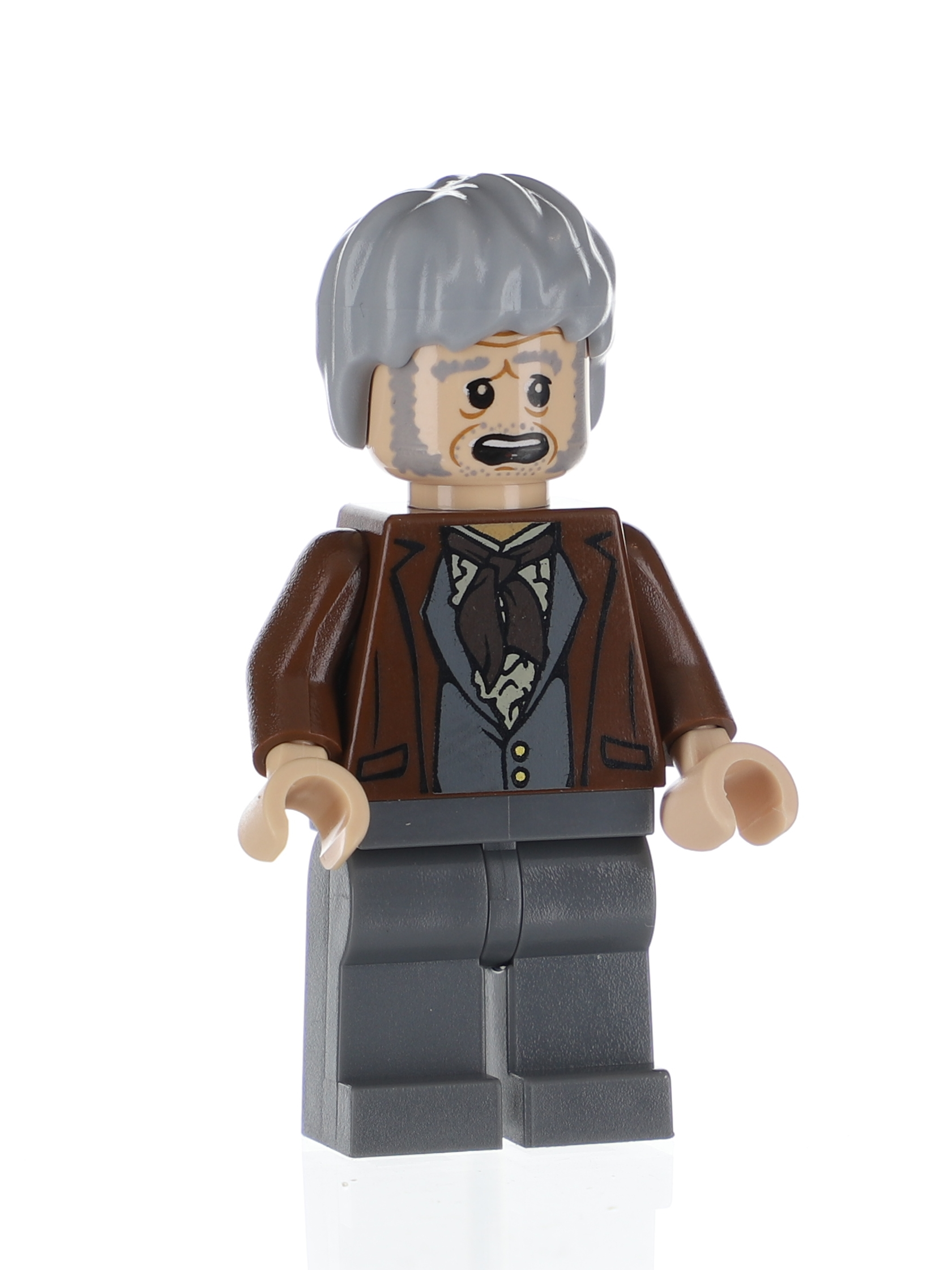 NEW LEGO OLLIVANDER MINIFIGURE 10217 DIAGON ALLEY HARRY POTTER