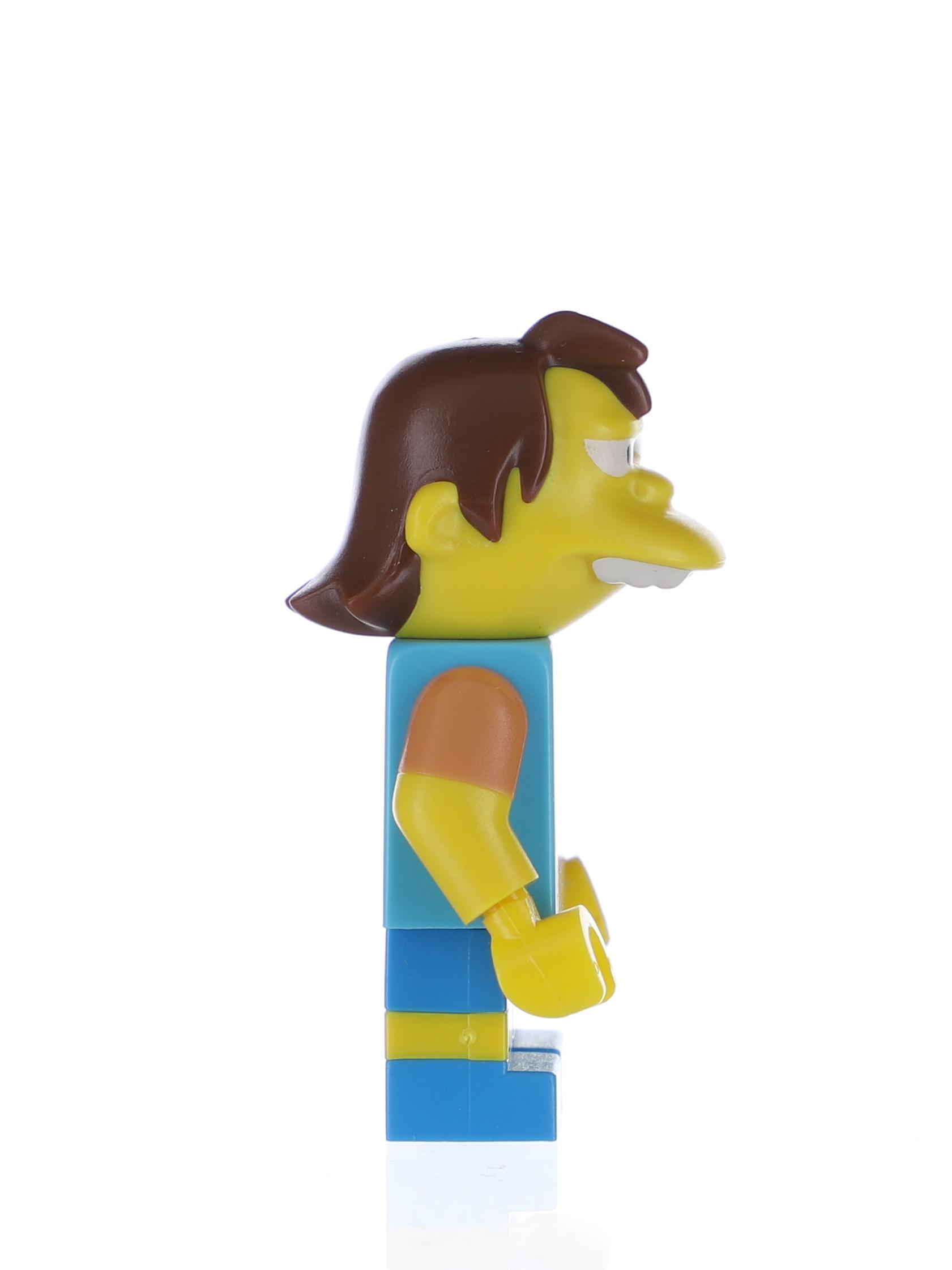 Lego® Figur Die Simpsons colsim-12 Nelson Muntz Minifigur Serie 1