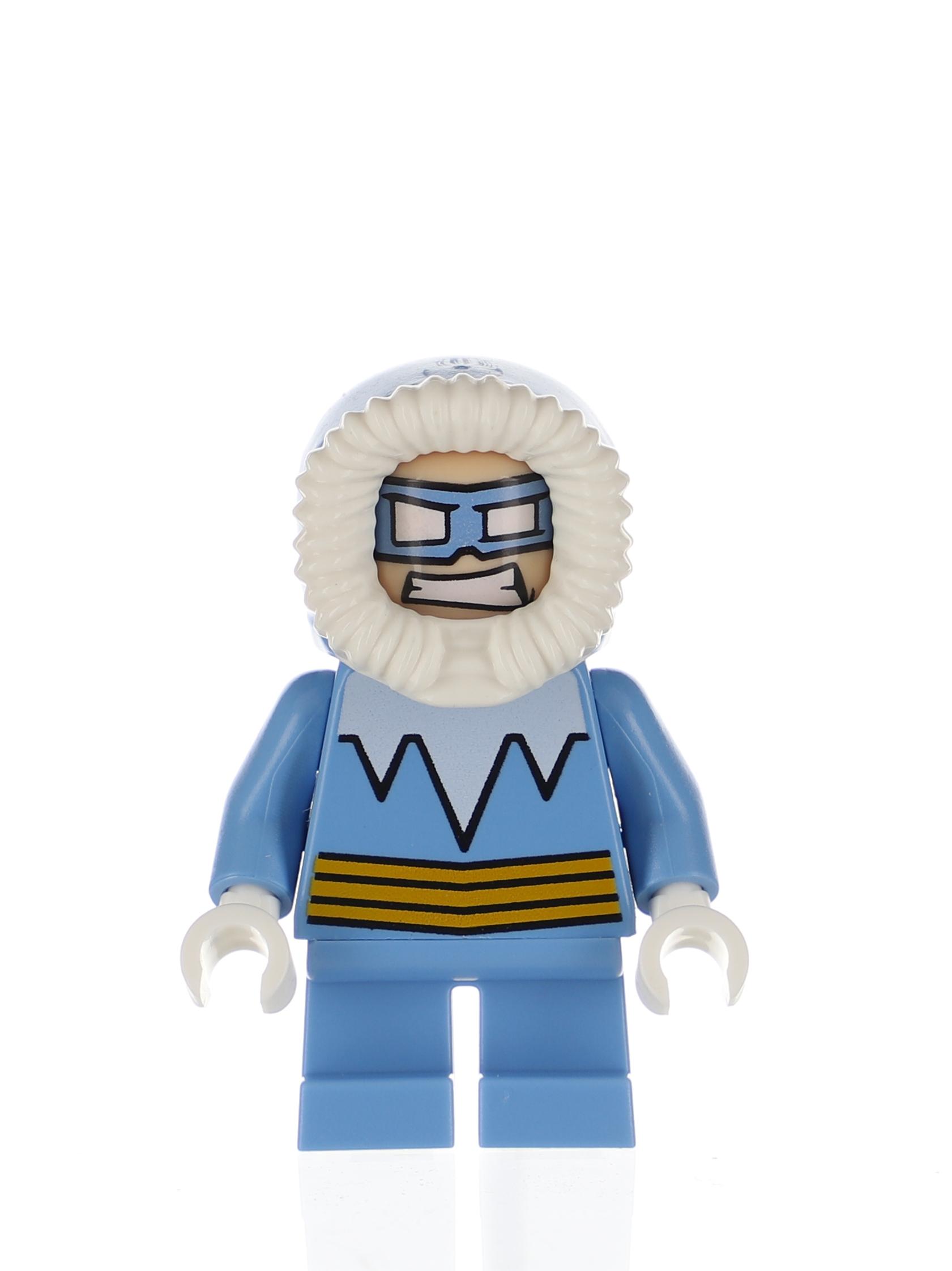 Captain Cold Minifigs Blog