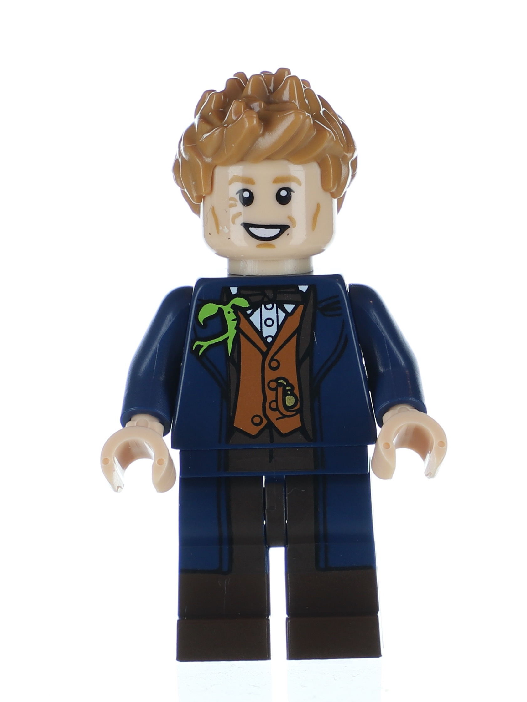 NEW LEGO NEWT SCAMANDER FROM SET 71022 HARRY POTTER COLHP-17